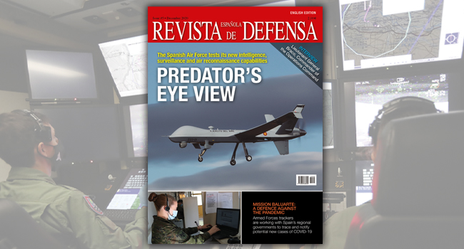 Revista Española de Defensa (English edition, nº 5)