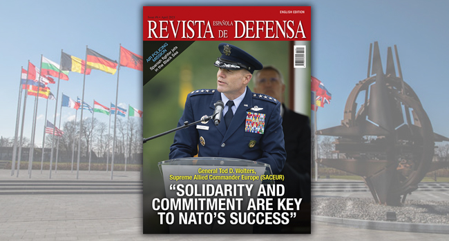 Interview with SACEUR, General Tod D. Wolters