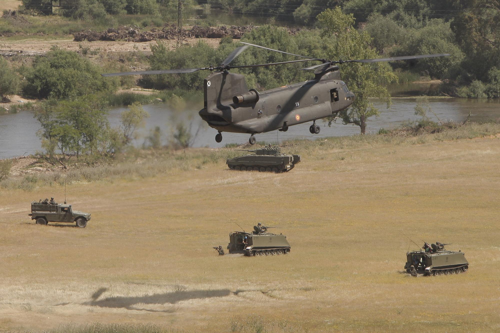 Armée Espagnole/Fuerzas Armadas Españolas DGC_100529_DIFAS_06_G