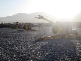 La valoración final por parte de los equipos de Asesores Militares resultó muy satisfactoria