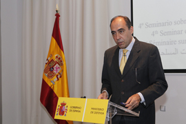 En el Euroforum, de El Escorial