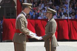 En la Academia General Militar