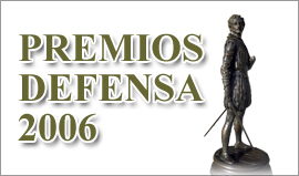 Premios Defensa 2006