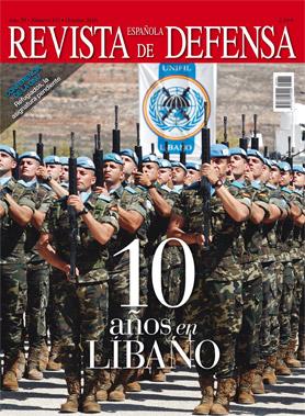Diez años en el Líbano
