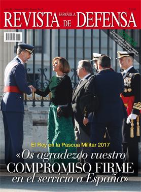 El Rey, en la Pascua Militar 2017