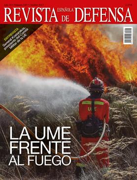 Lucha contra los incendios forestales. RED