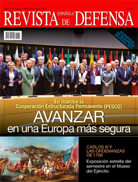 Defensa europea. RED