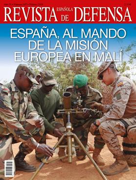España, al mando en EUTM-Malí. RED