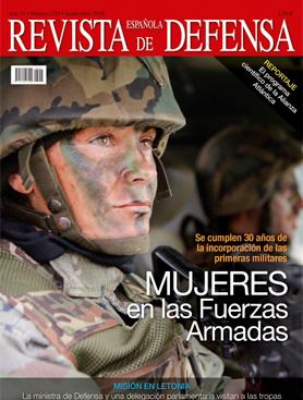 Treinta años de la mujer en las Fuerzas Armadas. RED 353