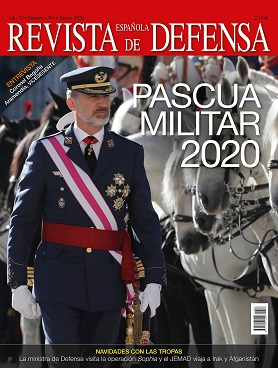 Pascua Militar 2020. RED 368
