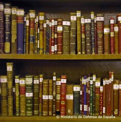 Depósito Libros Plano de situación Sala de lectura