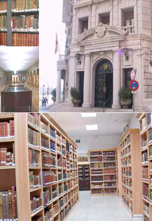 Bibliotecas de Defensa