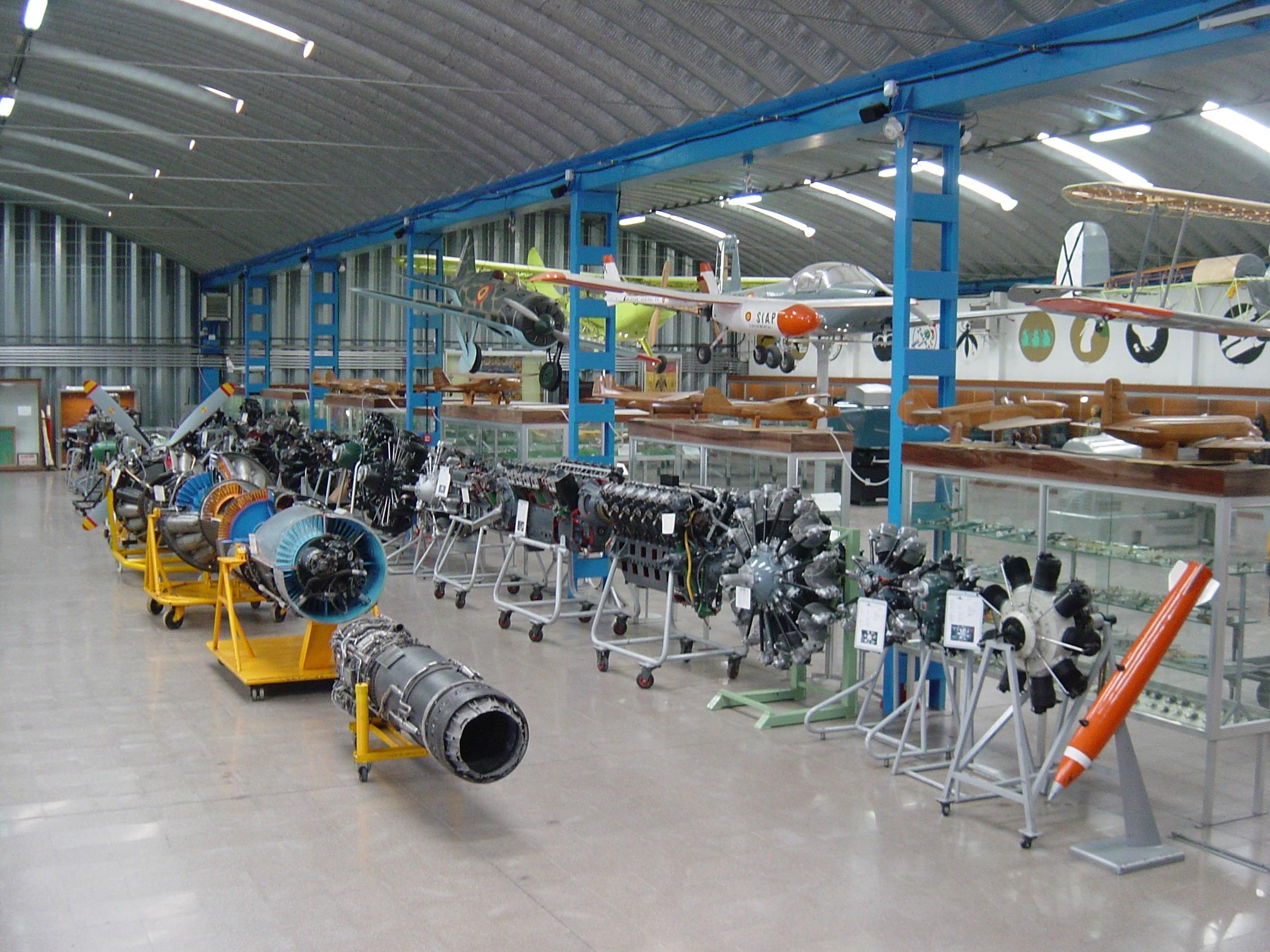 Resultado de imagen de museo de la aeronautica y astronautica