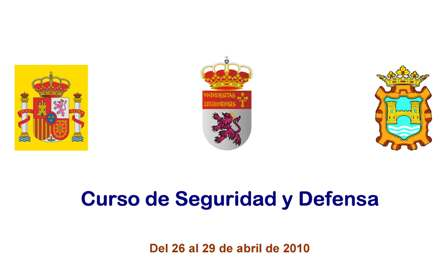 I Curso de Seguridad y Defensa Universidad de León